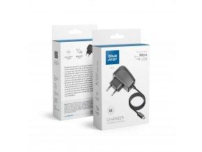Cestovní Nabíječka Blue Star LITE do sítě s konektorem micro->USB / 1A