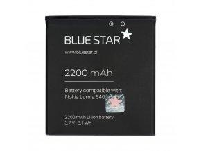 Baterie 2200 mAh Li-Ion Blue Star PREMIUM pro Nokia Lumia 540/830