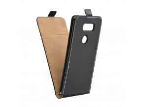 Forcell pouzdro Slim Flip Flexi FRESH pro LG V30 - černé