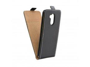 Forcell pouzdro Slim Flip Flexi FRESH pro Huawei Honor 6A - černé