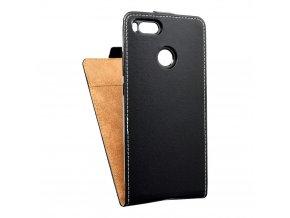 Forcell pouzdro Slim Flip Flexi FRESH pro Xiaomi Mi A1 - černé