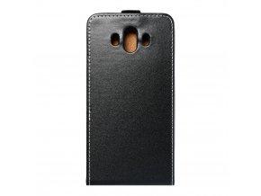 Forcell pouzdro Slim Flip Flexi FRESH pro Huawei Mate 10 - černé