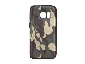 Pouzdro Forcell MORO Army pro Samsung Galaxy S7 (G930) zelené