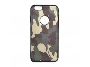 "Pouzdro Forcell MORO Army pro Apple Iphone 6/6S 4,7"" zelené"