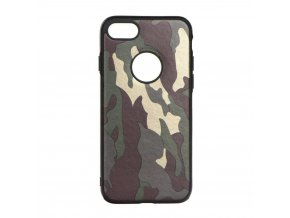 Pouzdro Forcell MORO Army pro Apple Iphone 8 zelené