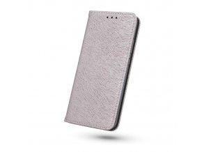 Forcell pouzdro MAGIC Book - Xiaomi Redmi 4A - růžová/ zlatá