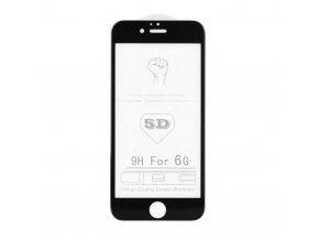 "Tvrzené sklo 5D Full Glue Roar Glass Apple Iphone 6G/6S 4,7"" černé"