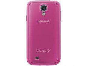 Samsung EF-PI950BPE Ochranné Pouzdro pro Galaxy S IV (i9505) - růžová, (Blister)