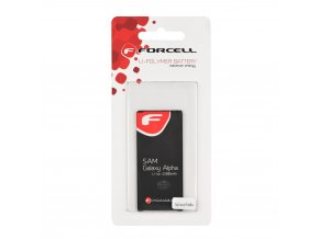 Baterie Forcell Maximum Energy pro Samsung Galaxy Alpha 2200 mAh Li-Ion HQ