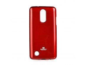 Pouzdro Goospery Mercury Jelly pro Nokia 8 červené