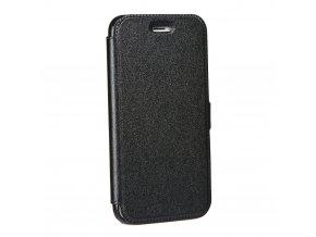 Pouzdro Forcell Pocket Book Sony Xperia E5 černé