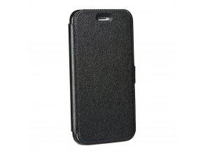 Pouzdro Forcell Pocket Book Sony Xperia Xa černé