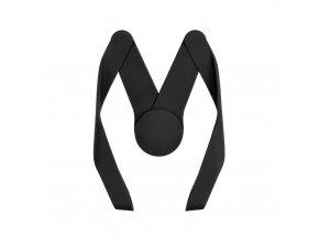 Univerzální držák mobilu do auta M-STYLE černý