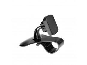 Magnetický držák mobilu do auta WING - černý