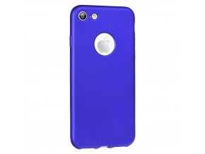 Silikonové pouzdro Jelly Case Flash Mat pro Huawei P20 Lite modré