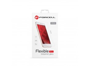Tvrzené sklo Forcell Flexible Temperované 0.2mm pro Samsung Galaxy S9