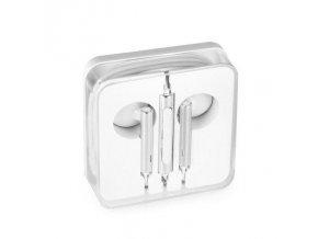 Set HF / Sluchátka Stereo box ENJOY stříbrné
