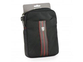 "Taška Ferrari pro Laptop / Tablet 10 "" FEURSH10BK - černá"