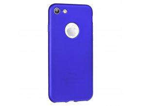 Silikonové pouzdro Jelly Case Flash Mat pro Samsung A5 2018 modré