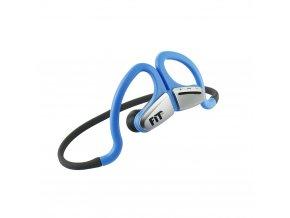 FIT1 stereo Bluetooth sluchátka s mikrofonem AM-B26-B SPORT - modré