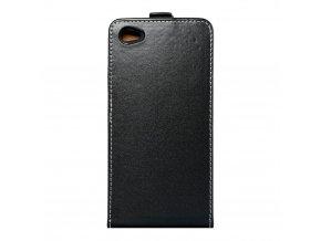 Forcell pouzdro Slim Flip Flexi FRESH pro Xiaomi Redmi Note 5A černé