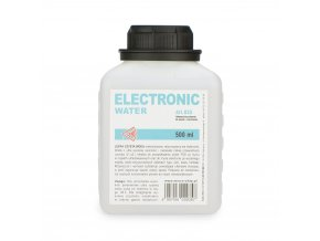 ADR - elektronická voda 500 ml