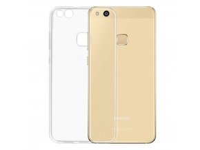 Forcell pouzdro Back Ultra Slim 0,5mm pro Huawei P20 Lite - transparentní