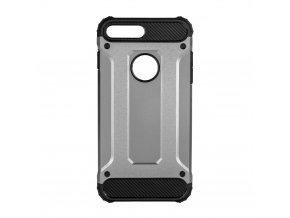 Obrněné pouzdro Forcell ARMOR Apple Iphone 8 Plus šedé
