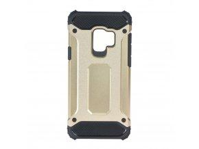 Obrněné pouzdro Forcell ARMOR Samsung Galaxy S9 zlaté