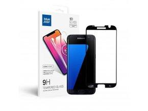 BlueStar tvrzené sklo 5 Full Glue pro Samsung Galaxy S7 Edge - černé