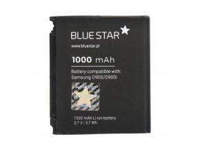 Baterie Samsung D900/D900i Li-Ion 1000 mAh, (BS) Premium