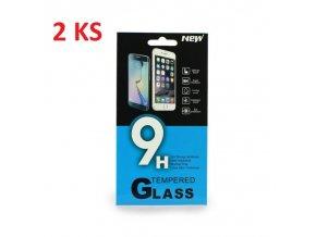 2ks Tvrzené sklo pro Apple iPhone 5/5S/SE