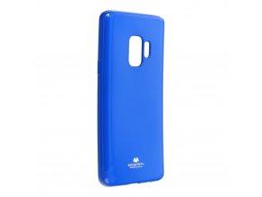 Pouzdro Goospery Mercury Jelly - Samsung Galaxy S9 modré