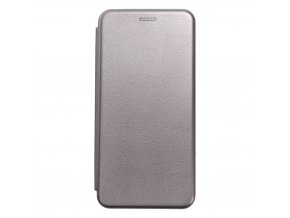 Pouzdro Forcell Book Elegance Samsung A6 Plus ocelové