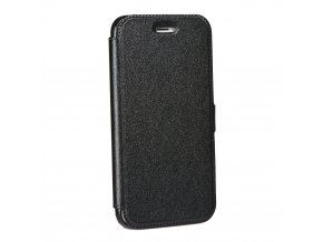 Pouzdro Forcell Pocket Book Samsung A6 Plus černé