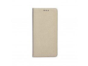Pouzdro Smart Case Book Samsung A6 Plus zlaté