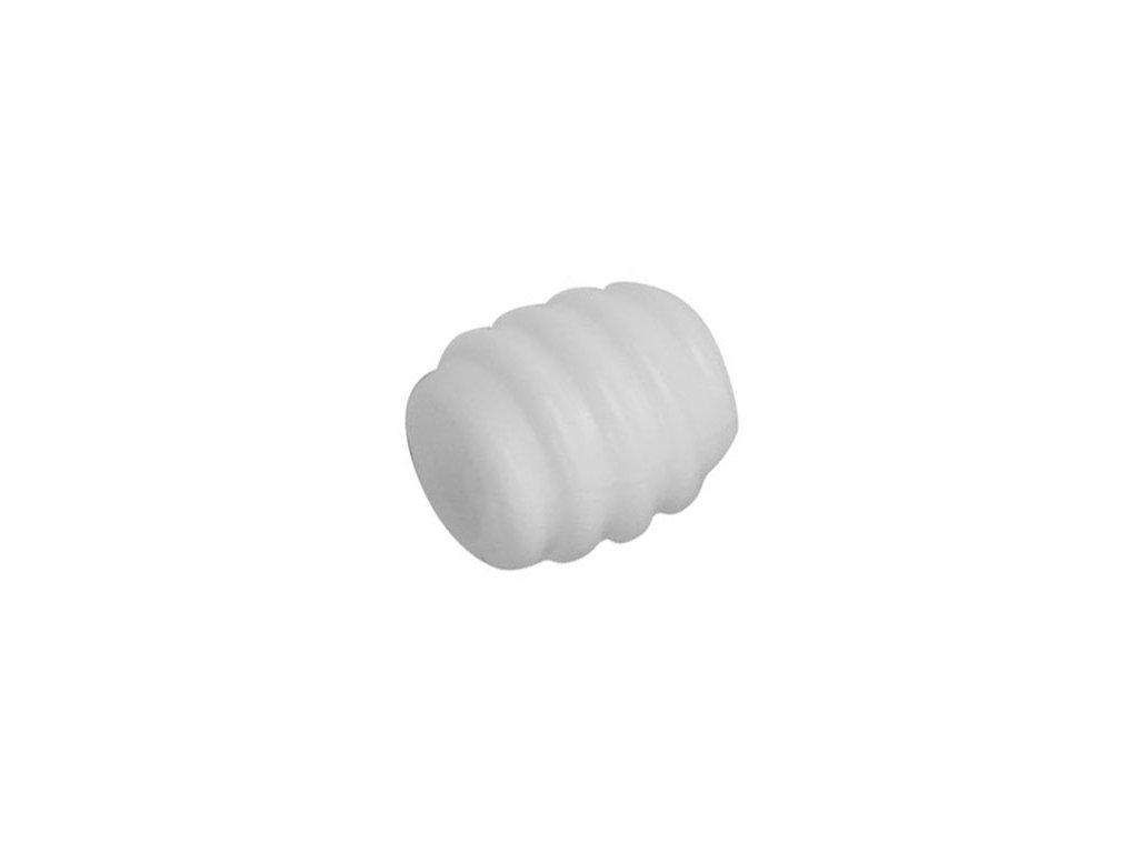 Chránič bowdenu silikonový Force sada 20ks,bílý