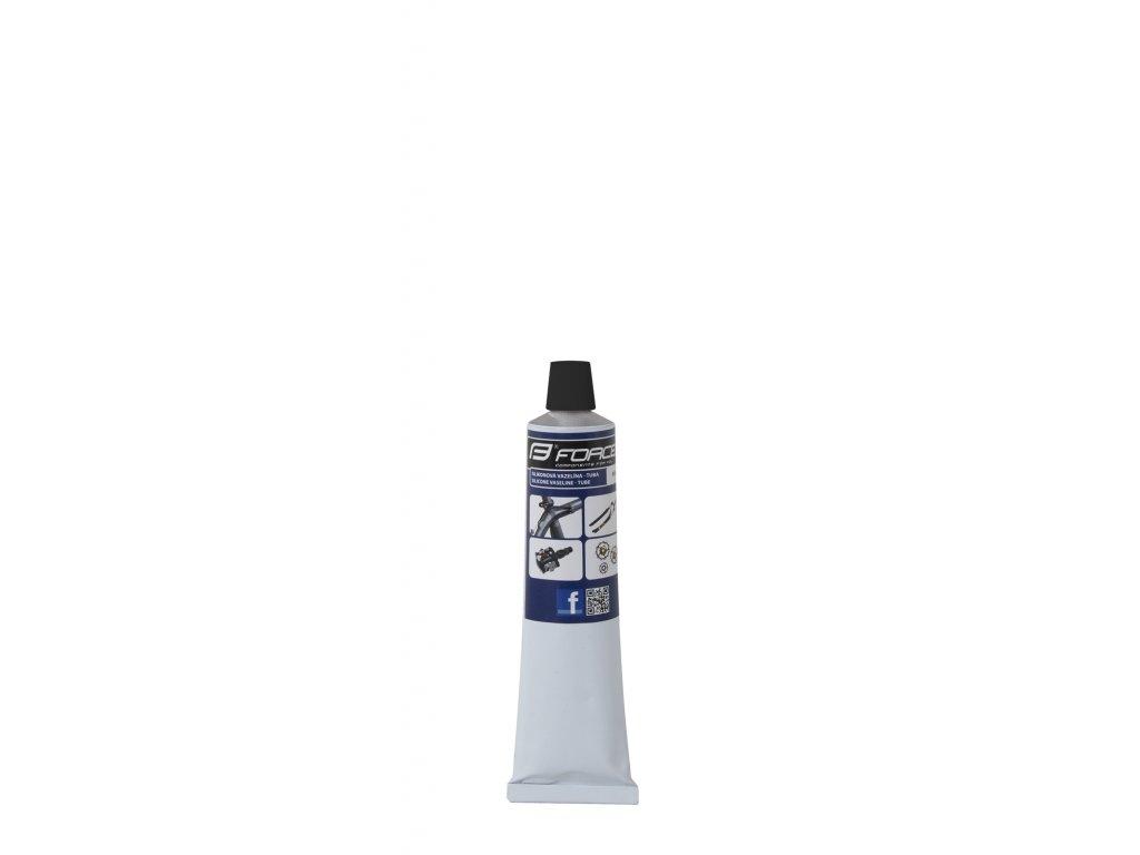 Mazivo-tuba FORCE silikonová vazelína, 30ml