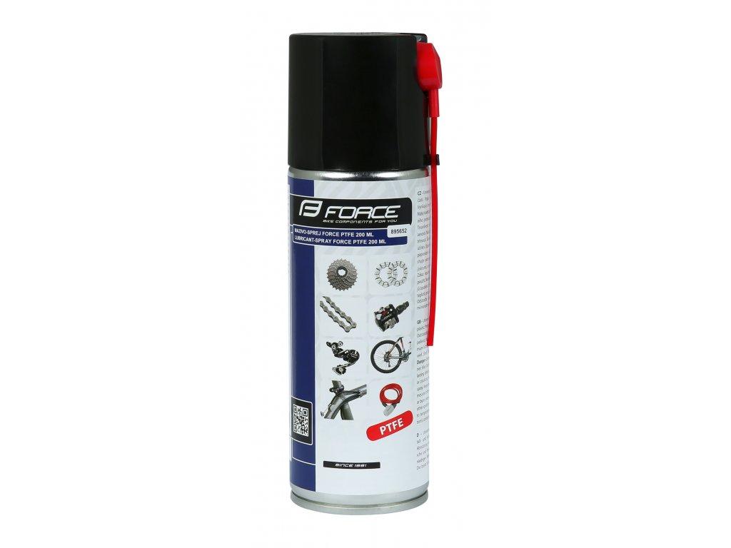 Mazivo-sprej Force PtFe 200ml
