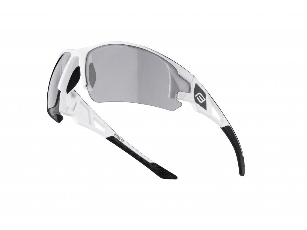 Cyklistické brýle Force CALIBRE, bílé