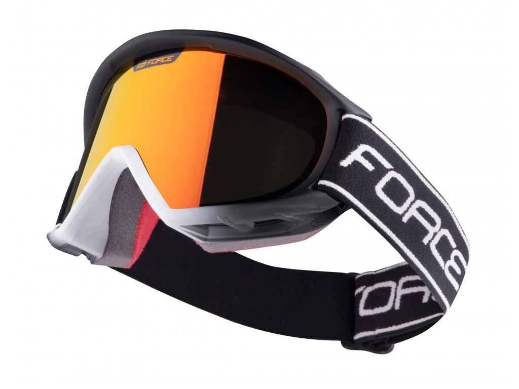 Lyžařské Force SKI SWITCH, černé
