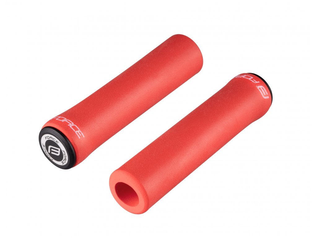 Madla FORCE LUCK silikonová, červená, balená