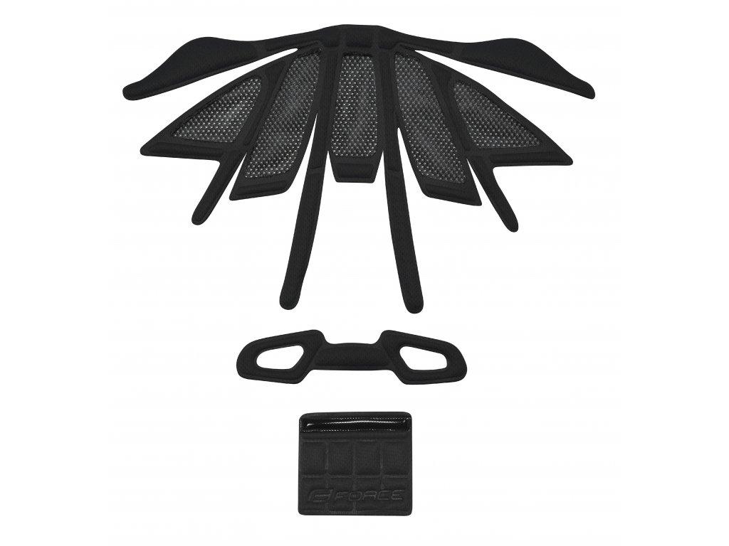 výstelka přilby AVESTB, černá