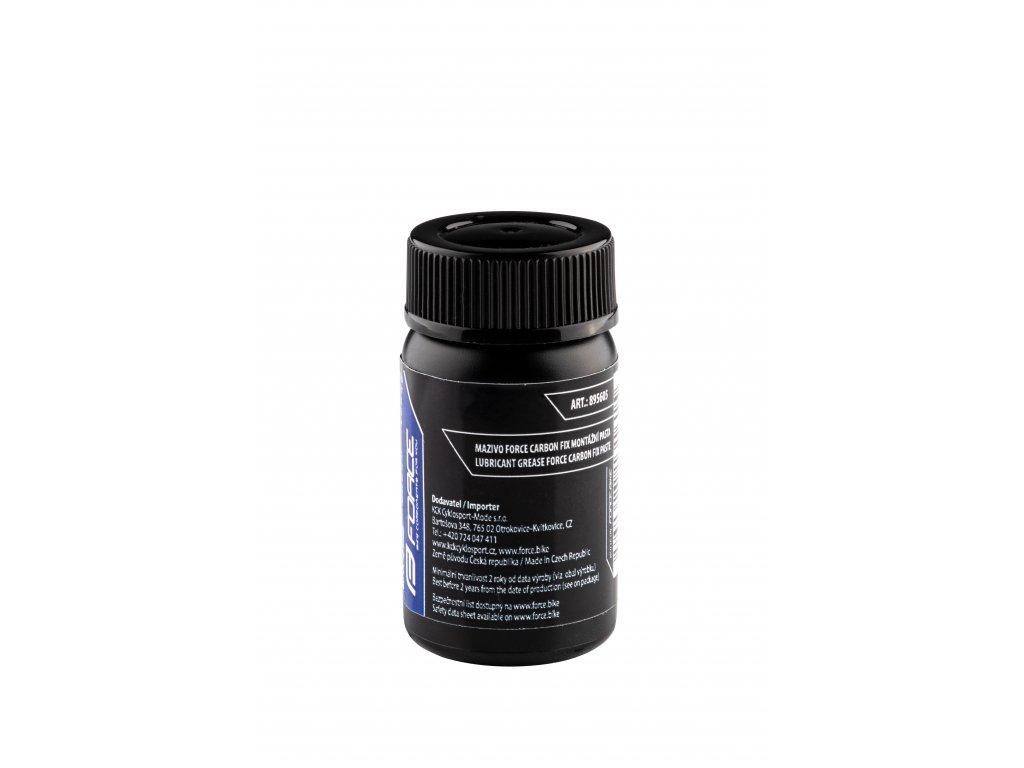 Mazivo Force Carbon FIX montážní pasta, dóza 30g