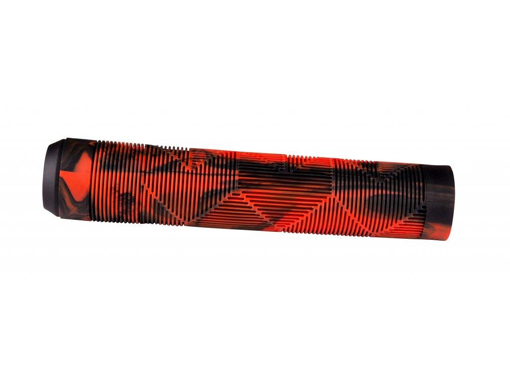 Madla Force BMX145 gumová, černo-červená, balená