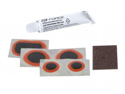 Lepení Force 5 plastová krabička-malá 82x43x20mm