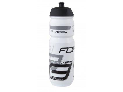 Láhev Force SAVIOR 0,75 l, bílo-šedo-černá