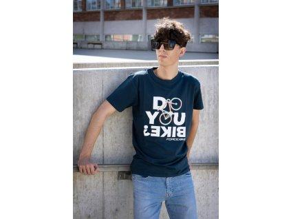 Brýle Force SCOPE, černé mat-lesk, černá skla