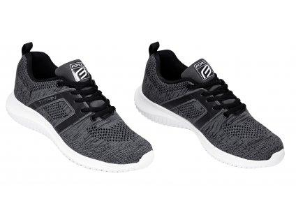 Tenisky Force TITAN, šedé