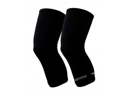 návleky na kolena Force TERM, černé